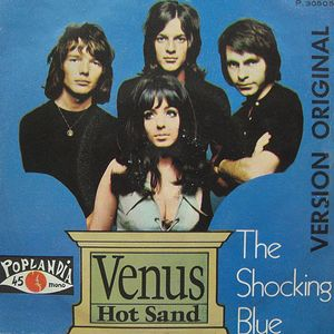 Venus / Hot Sand (single)
