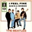 I Feel Fine (single)
